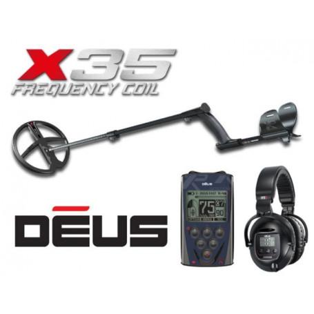 XP DEUS 22RC WS5 X35