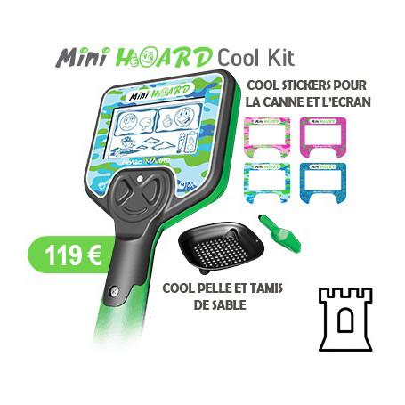 Nokta Makro Mini Hoard Cool Kit