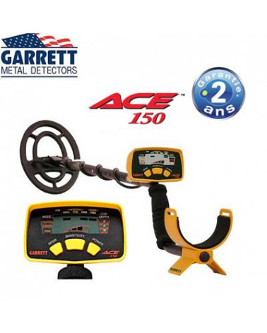 Détecteur de métaux GARRETT ACE 150