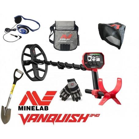 Pack Expert - MINELAB Vanquish 340