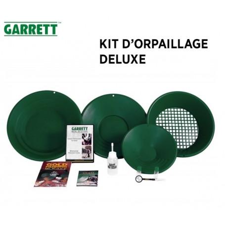 Kit d'orpaillage GARRETT Deluxe